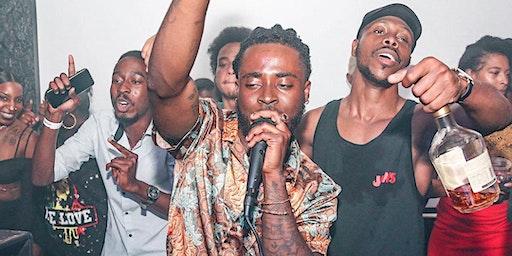 BLAQ PAGES & Friends (Afrobeat Pop Up Party)