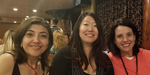 New Friends New Connections - Singles Mixer (45+ group)
