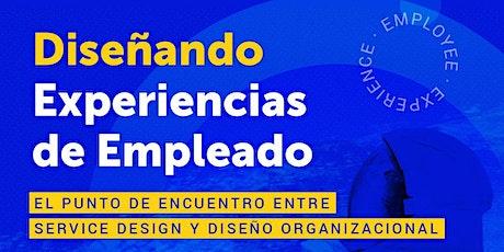 Drinks V.20 Employee Experience: Service Design y Diseño Organizacional tickets