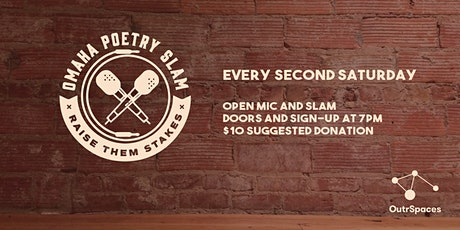 Omaha Poetry Slam and Open Mic tickets