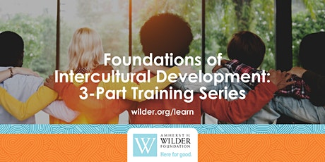 Foundations of Intercultural Development Series: Institutional Oppression tickets