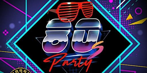 80's Party at Inca Social