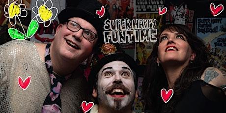 Super Happy Funtime Burlesque tickets