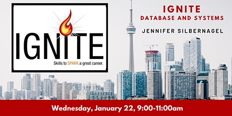 Ignite: Database and Systems tickets