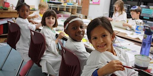 EV Families Winter Quarter Art Class Ages 3 - 6