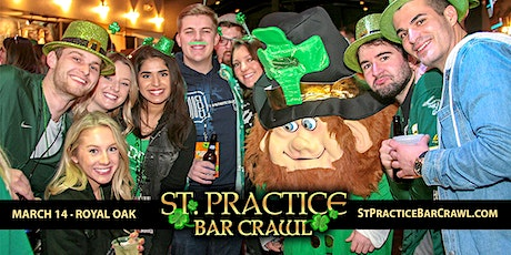 St. Practice Bar Crawl 2020 tickets