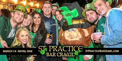 St. Practice Bar Crawl 2020