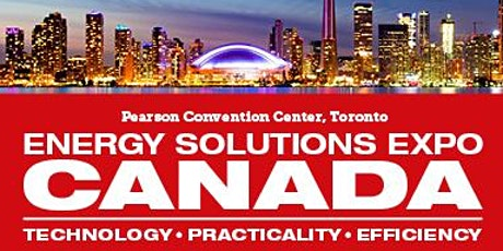 Energy Solutions Expo Canada (ESX) for Every Business #ESX2020 tickets