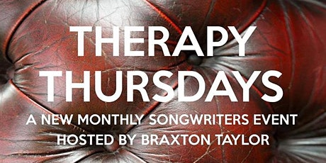 Therapy Thursday ft. Clyde Maruna & Nuke Franklin tickets