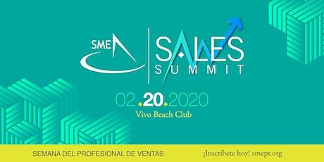 SME Sales Summit - 2020 Semana del Profesional de Ventas  tickets