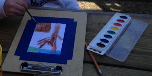 Homeschool - Art in the Park