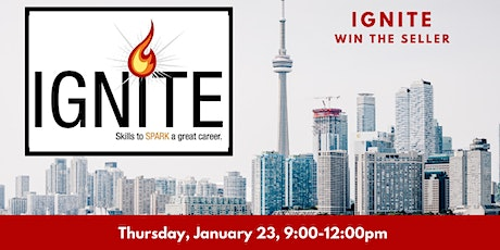 Ignite: Win the Seller tickets