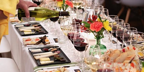 Valentine's Day Cheese and Wine Tasting tickets