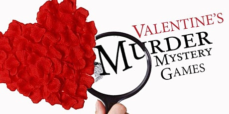 Valentine Murder Mystery at Grotto room at District M 2020 tickets