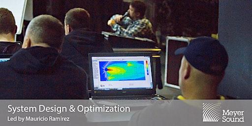 System Design & Optimization | Berkeley 2020