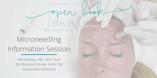 Microneedling Information Session