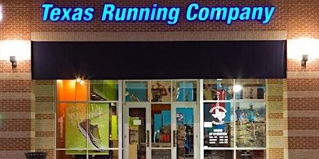 Texas Running Company - Thursday Night Social Run tickets