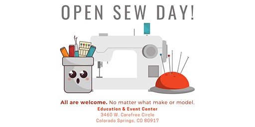 Open Sew Day
