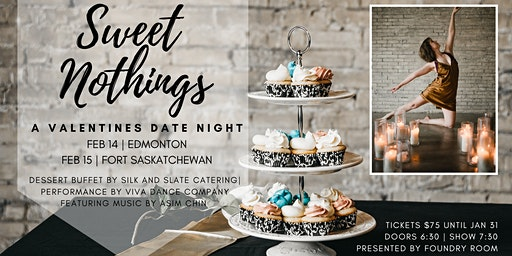 Sweet Nothings - Dessert Buffet and Live Music Performance