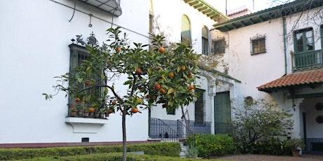 Barrio de Belgrano, casco Histórico con Museo Larreta entradas