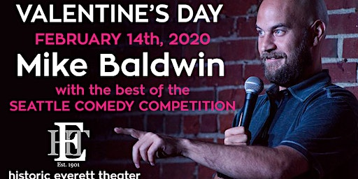 Best of Seattle Comedy Competition