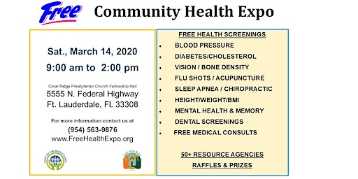 13th Annual Community Health Expo