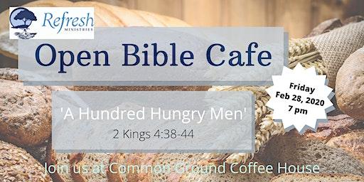 February 2020 Open Bible Café