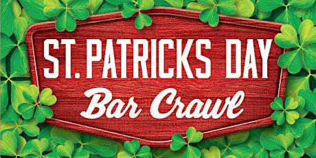 St. Patrick's Day Bar Crawl Manayunk tickets
