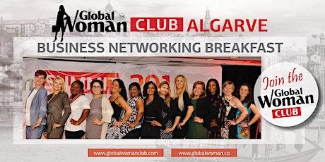 GLOBAL WOMAN CLUB ALGARVE: BUSINESS NETWORKING BREAKFAST - FEBRUARY tickets