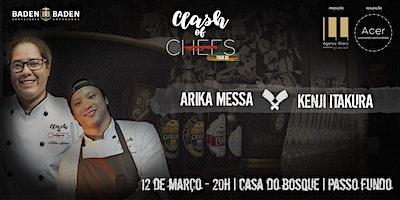 Clash os Chefs Tour RS