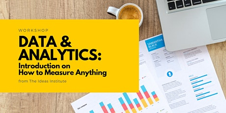 Data & Analytics: Introduction on How to Measure Anything tickets