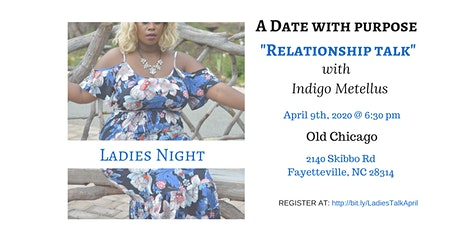 Date with Purpose- Ladies Night tickets