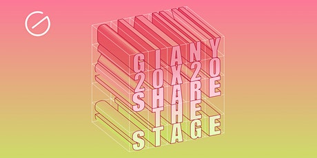 GIANY 20x20 Share The Stage! tickets