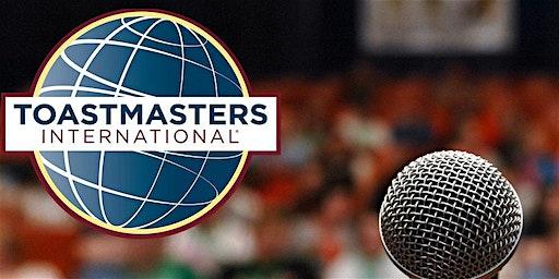 Toastmasters Demo Meeting