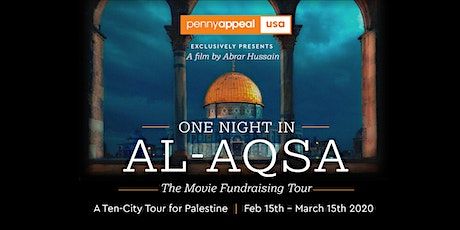 One Night in Al-Aqsa Movie | Orange County, CA tickets