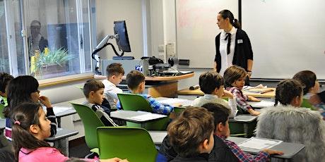 Părinți și copii pentru educație: predarea limbii române în Marea Britanie tickets