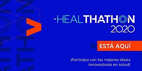 Healthathon 2020 entradas