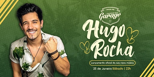 Sertanejo com HUGO ROCHA