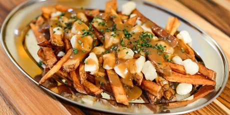 Cheese Curds & Poutine! tickets
