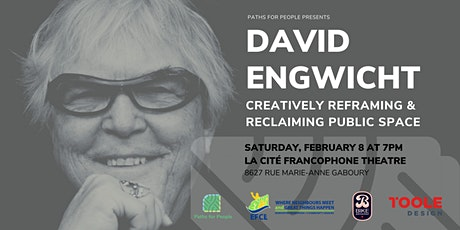 David Engwicht : Creatively Reframing & Reclaiming Public Space tickets