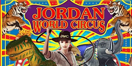 Jordan World Circus 2020 - Longview, WA tickets