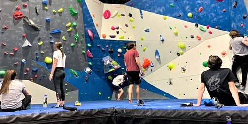 Free Friday Climbing Ages 12 - 18