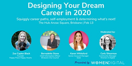Designing Your Dream Career in 2020 tickets