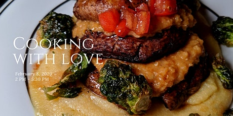 Cooking with love - Couples  Vegan Cooking Class tickets