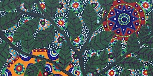 Painting as Meditation w/Julia Widdop