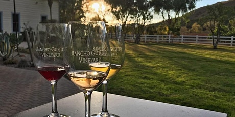 Vino  and Vinyasa Day Escape to Rancho Guejito Vineyard tickets