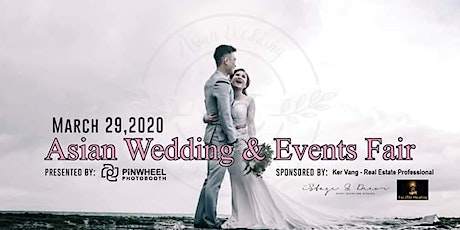 2020 Asian Wedding & Events Fair tickets