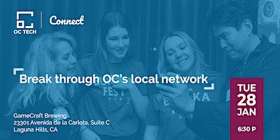 OC Tech: Connect @ GameCraft Brewing