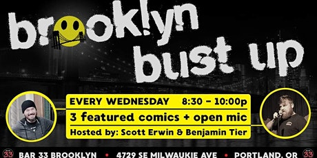 Brooklyn Bust Up tickets