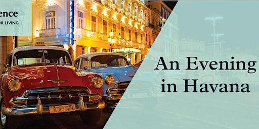 Independence Village of Waterstone Presents: Havana Nights